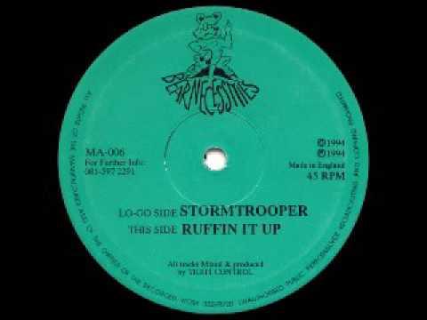 Tight control - Stormtrooper