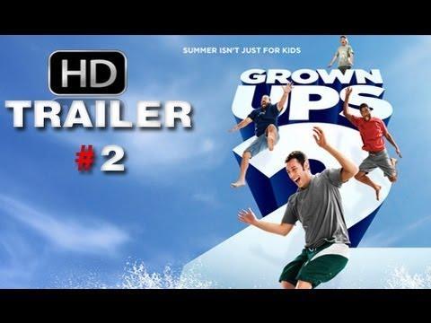 Download Grown Ups 2 Official Trailer #2 [HD]