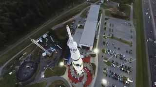 Huntsville Depot Museum, Veteran's Park, and Space and Rocket Center