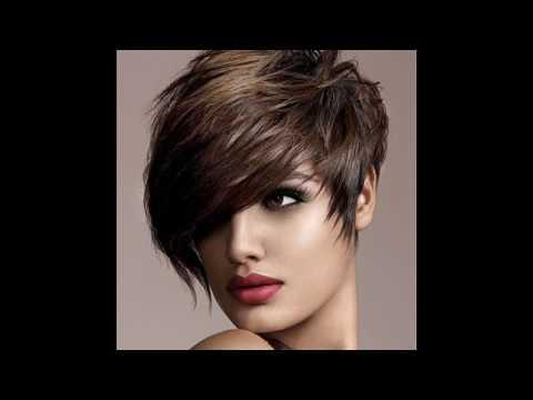 Coupe de cheveux courts pour cheveux fins