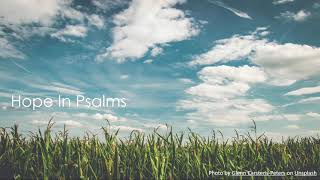 Hope In Psalms: My Hope Is In You (2020616)