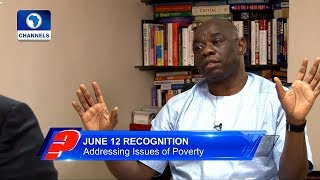 How Ex-President Jonathan Couldn't Honour My Father Despite All Attempts – Kola Abiola Pt.1