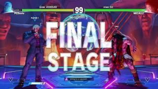 Street Fighter V Uiren Theme