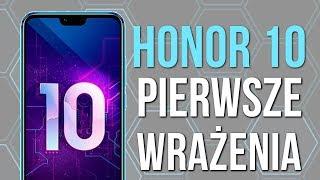[KONKURS] Honor 10 - Pierwsze wrażenia