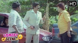 Ravishankar made Accident Comedy Scene | Dhan Dhana Dhan Kannada Movie | SGV Comedy