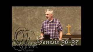Genesis 36-37 - Esau
