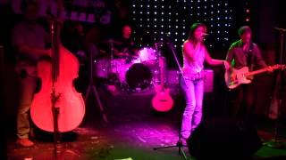 """The band """"RagBaby"""" at Paninis in Canton, Ohio October 11th, 2013. This country 101 baby!"""