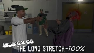 Grand Theft Auto V - x360 - 08 - The Long Stretch - [100% - Gold]