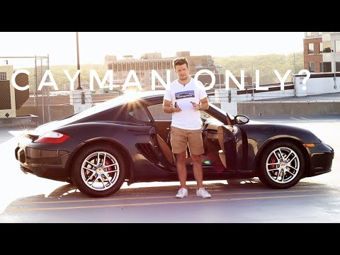 What it's like to live with a Porsche Cayman as your only car