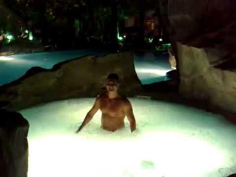 hotel vera playa jacuzzi nocturno   youtube
