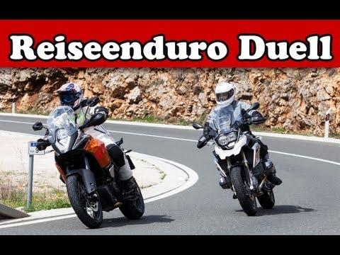 Vergleichstest | KTM 1190 Adventure vs. BMW R 1200 GS 2013