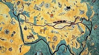 Route de la Soie - Des Romains au Coeur de la Chine [Documentaire]