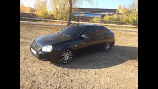 Мой автозвук в приоре Alphard  MA1500D1+Lanzar Vibe 421 + Machete m 15 sport D2