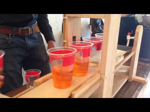 Automatic Bottle Filling System Using PLC - YouTube