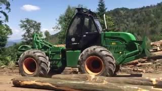 Amkodor 2242B - Skidder (Lesný traktor)