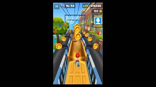 [Subway Surfers] Pick Up 4 Power Jumpers