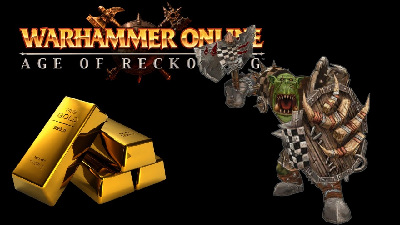 How to make money fast in Warhammer online Return of Reckoning  Guide for  Beginners