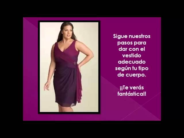 Vestidos De Fiesta Tallas Grandes Bonitos Y Baratos Youtube