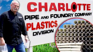 How Plumbing Pipes Are Made | Charlotte Pipe & Foundry Company