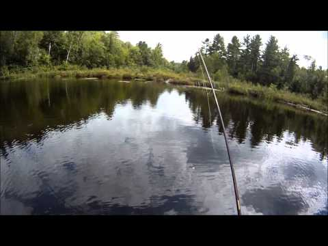 Fishing Crooked Lake