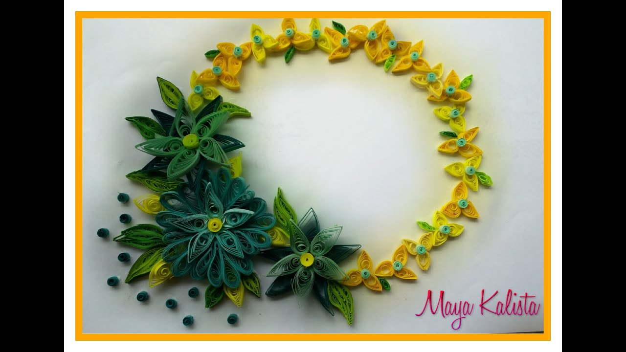 How to make paper quilling flower designs vaydileforic how to make paper quilling flower designs how to make diy paper quilling designs art flower mightylinksfo
