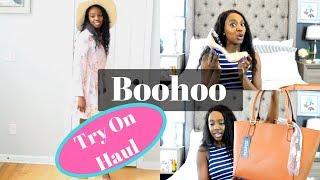 Boohoo Haul Try On | Affordable Summer Haul 2018