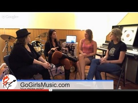 GoGirlsMusic.com Presents: Kole Hansen Touring Workshop
