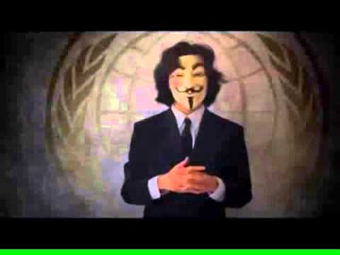 Anonymous hacker (Awesome)