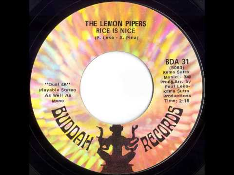 LEMON PIPERS  Rice Is Nice  1968     HQ