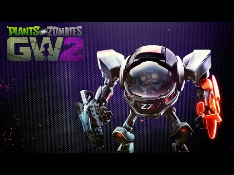 Plants vs. Zombies Garden Warfare 2 | Grass Effect Z7-Mech Gameplay Reveal Trailer with Release Date
