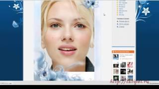 Как оформить фото в рамку
