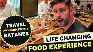 LIFE CHANGING food experience - BATANES travel announcement