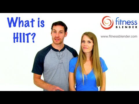 What is HIIT? How often should I do HIIT Workouts? About High Intensity Interval Training