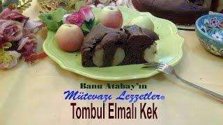 Tombul Elmalı Kek (Kek Tarifleri)