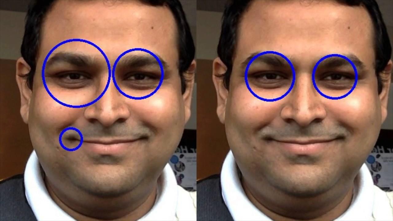 Training a better Haar and LBP cascade based Eye Detector