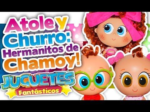 Distroller Amiguis ATOLEY+CHURRO
