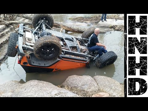 Bobby Gunther Walsh - Bad decisions in a Jeep.  Really bad decisions.