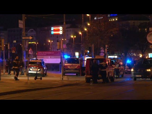 El autor del tiroteo en Viena era un macedonio-austríaco simpatizante de ISIS