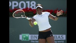 2018 Indian Wells Third Round | Sloane Stephens vs Victoria Azarenka | WTA Highlights