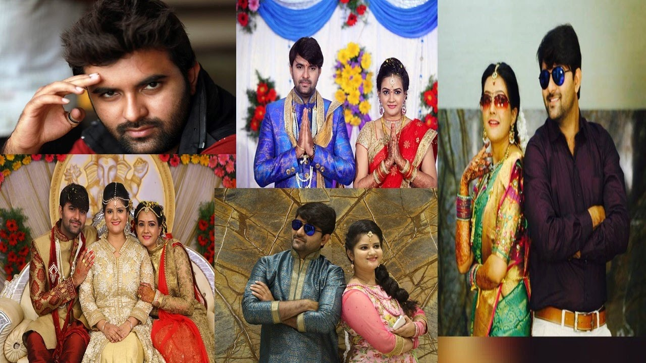 Telugu Serial Actor Dinesh Marriage And Unseen Pics