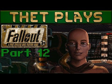 Thet Plays Fallout: A Post Nuclear RPG Part 12: The Brotherhood of Steel