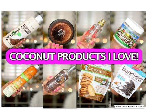 COCONUT PRODUCTS - HITS & MISSES