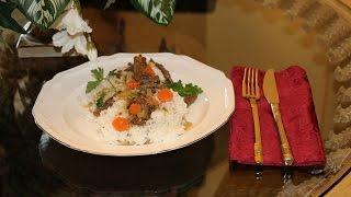 Подлива к рису или макарону - Видео кулинария Татьяны США(, 2016-02-16T23:50:59.000Z)