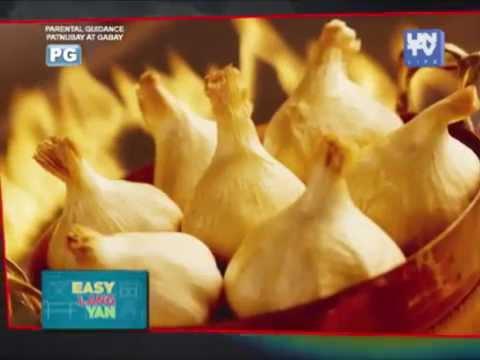 Garlic Mosquito Repellent