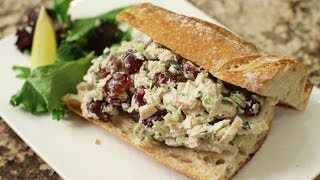 Delicious Chicken Salad The Healthy Way!  By Rockin Robin