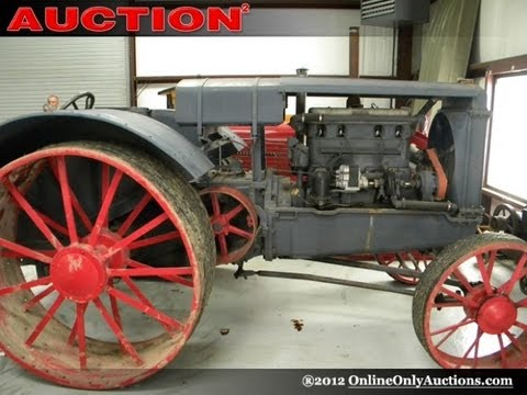 39-57 Minneapolis Tractor 1929 Antique Tractor For Sale Online