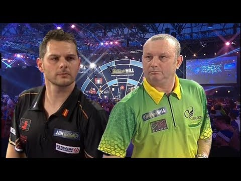 Alcinas v Webster [LI6] 2018 World Championship Darts