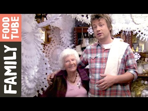 Christmas Gammon & Eggs | Jamie Oliver & Nanny Betty
