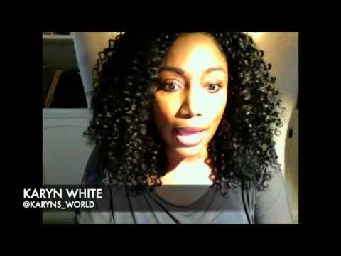 "Karyn White Addresses Not Performing ""Superwoman"" At The 2015 SoulTrain Awards"