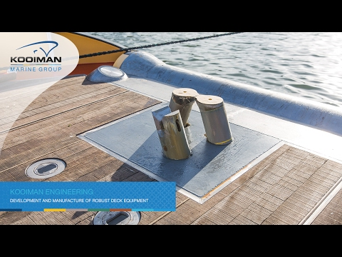 Kooiman Marine Group deck equipment